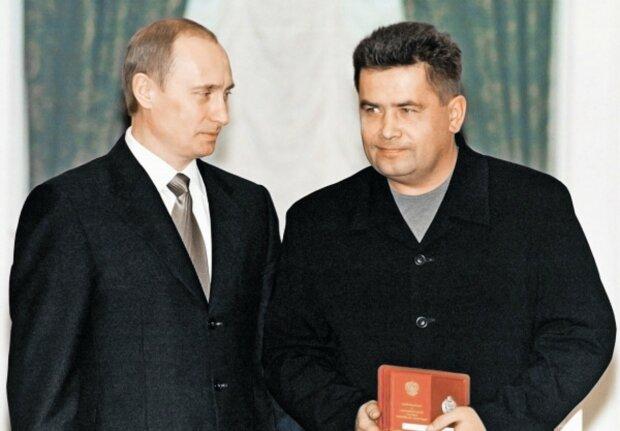 """Расторгуев из """"Любэ"""" признался в попытке дать Путину 100 долларов: """"Я ему протягиваю..."""""""