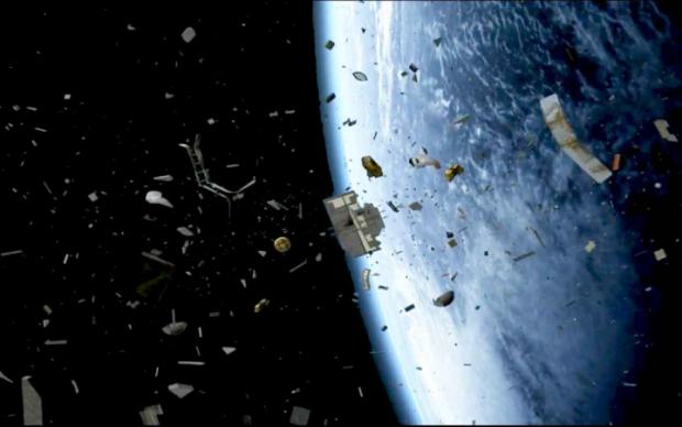 Потери невиданного масштаба: человечество умудрилось оставить в космосе поразительные вещи