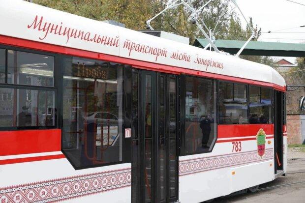 Громадський транспорт Запоріжжя, фото: соціальні мережі