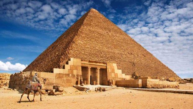 Нова загадка піраміди Хеопса позбавила вчених дару мовлення