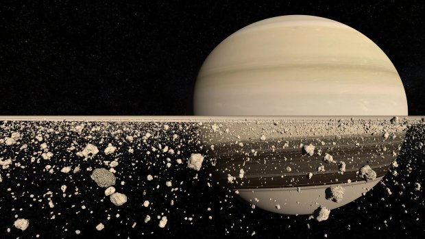 Дождь колец: на Сатурне ученые нашли кое-что очень страшное
