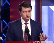 """Дмитро Разумков у програмі """"Право на владу"""""""