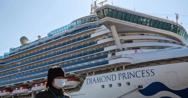 Лайнер Diamond Princess, фото 24 канал
