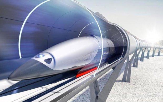 Hyperloop в Україні: все, що потрібно знати про швидкісний поїзд Маска