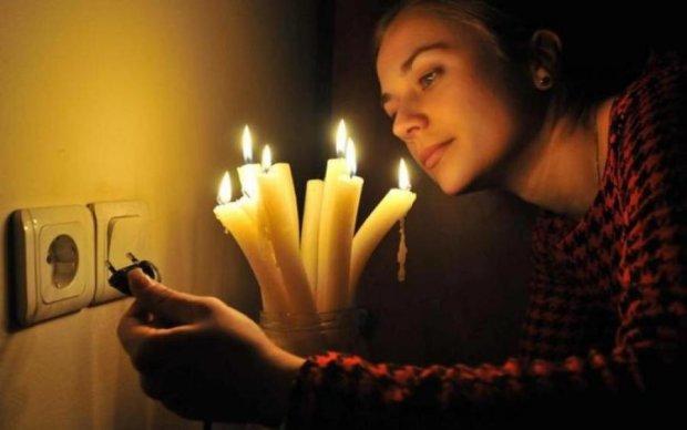В сети показали катастрофические последствия отключения света в Крыму