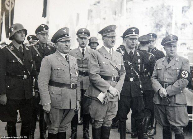 архівні фото Гітлера, BNPS