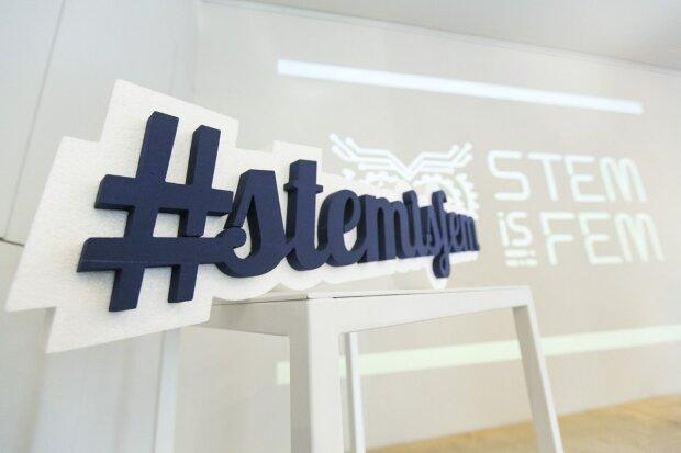 Переможниця STEM is FEM візьме участь у конференції Єльського університету у Римі