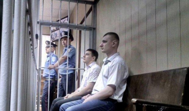 """Звинувачені у вбивствах """"беркутівці"""" сидітимуть ще два місяці"""