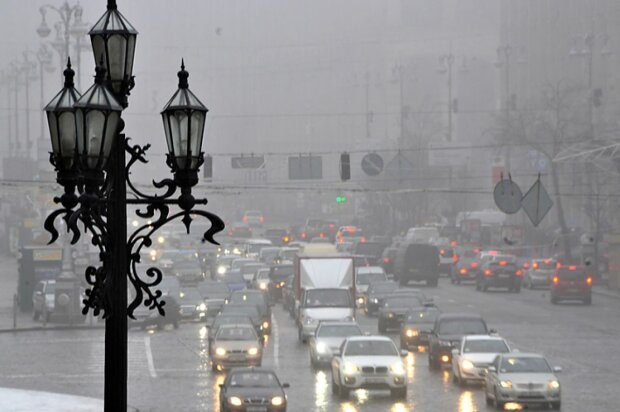 "Київ огортає густий туман: синоптики застали зненацька ""лондонським"" прогнозом на 8 листопада"