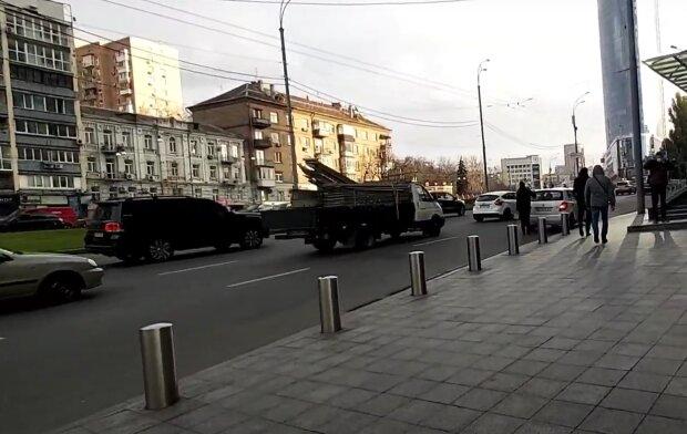 Київ, кадр з відео, зображення ілюстративне: YouTube