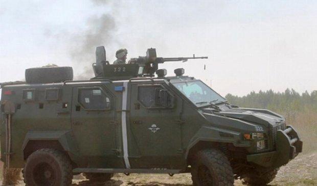 На Житомирщине прошел вышкол мобилизованных десантников (фото)