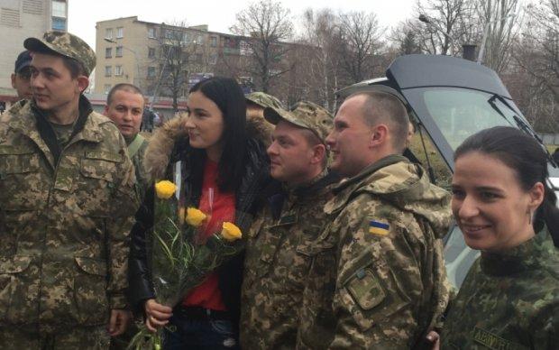 Украинские воины спасли певицу Приходько от участи Савченко