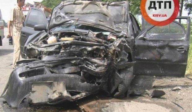 Жахлива аварія забрала життя всієї сім'ї