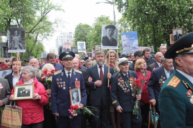 Вадим Новинский: Сохранить память о победе и защитить ветеранов - приоритеты Оппоблока