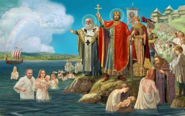 Крещение Киевской Руси: интересные факты