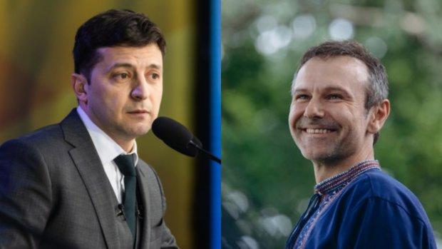 Главное за день пятницы 14 июня: объединение Зеленского и Вакарчука, отключение газа и откровение Филарета о Порошенко