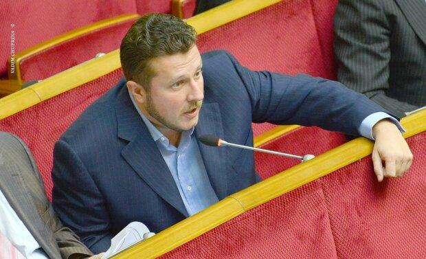 Антон Яценко, народний депутат