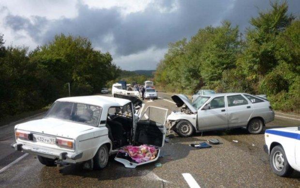 У смертельній аварії на Полтавщині загинув поліцейський