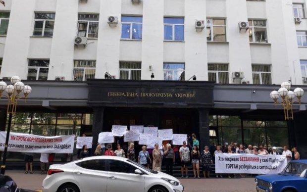 Киев бунтует, нервы на пределе: голодающие под ГПУ выдвинули условия