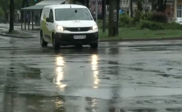 Погода в Украине, скриншот видео