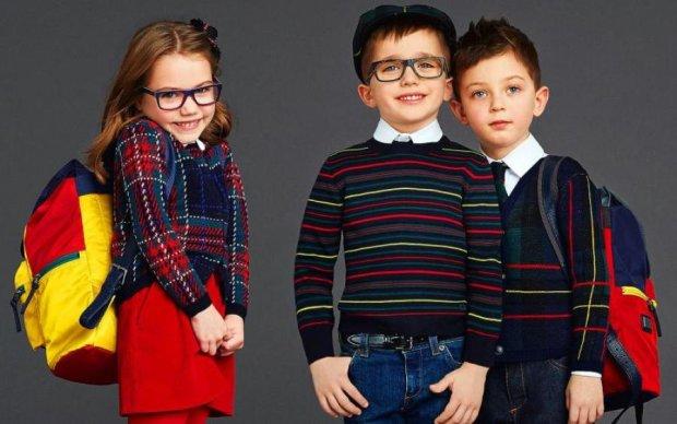 Одягаємо дітей до школи: у чому піти, щоб бути самим модним - поради дизайнера