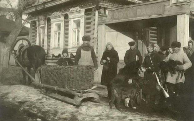 Комунізм і селянство. Частина перша