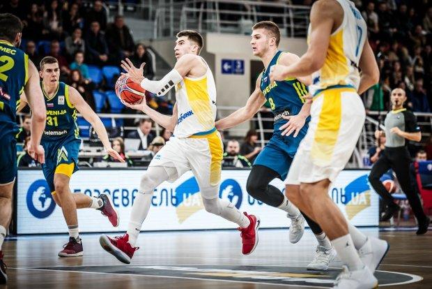 Збірна України з баскетболу розгромила чемпіонів Європи