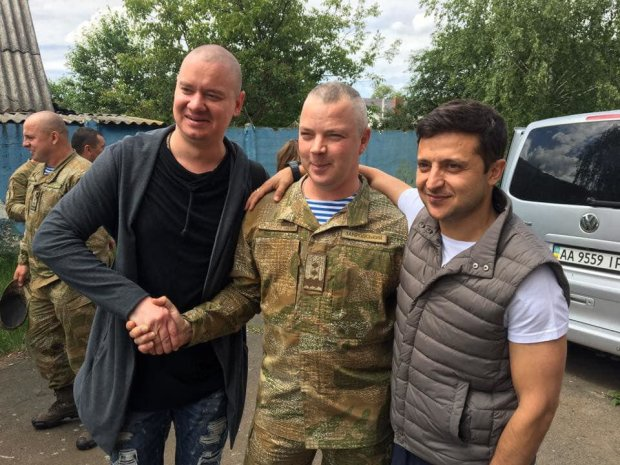 Зеленский дал клятву украинским героям: я не подведу