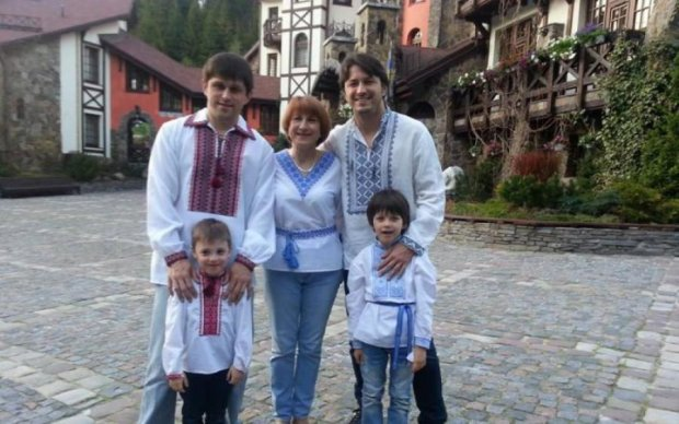 Притула показав українцям найкращий приклад батьківства
