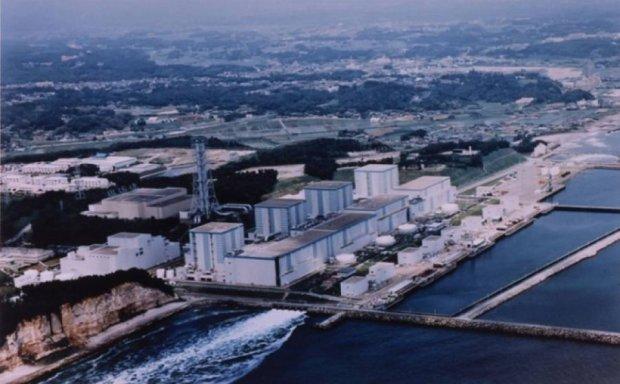 Поблизу Фукусіми стався землетрус