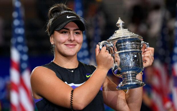 Мати чемпіонки US Open Андреєску стала зіркою мережі: її реакція на перемогу доньки гідна мема