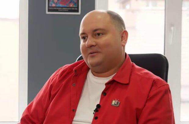 Юрій Ткач, скріншот з відео