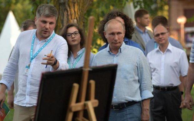 Маразм и сифилис: детали скандального визита Путина в Крым