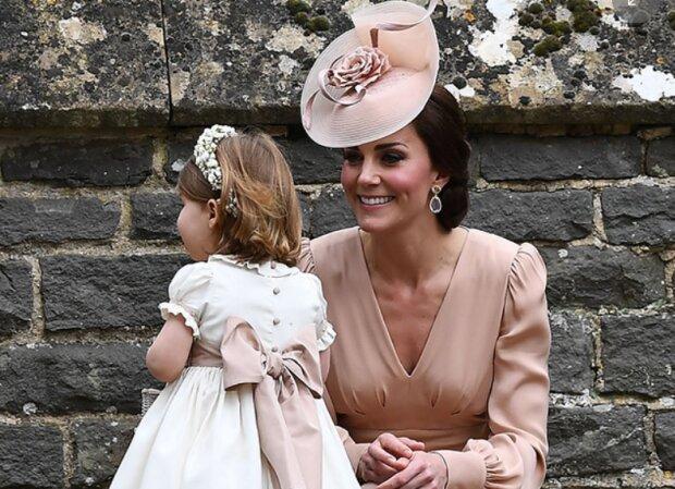 Кейт и Шарлотта, фото // Getty Images