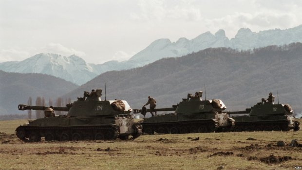 Кавказ на межі нового військового конфлікту: РФ відправила свої війська в Інгушетію