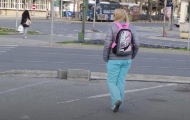 Наталья, кадр из репортажа hromadske: Facebook