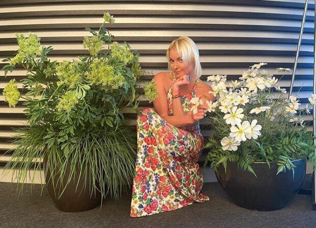 Анастасия Волочкова, фото - https://www.instagram.com/volochkova_art/