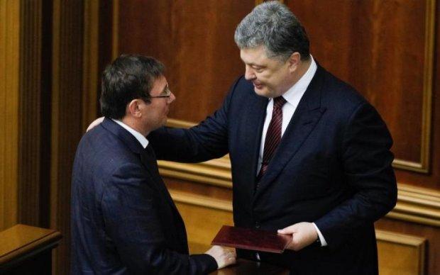 Черная папка Луценко: кто следующий попадет под раздачу ГПУ