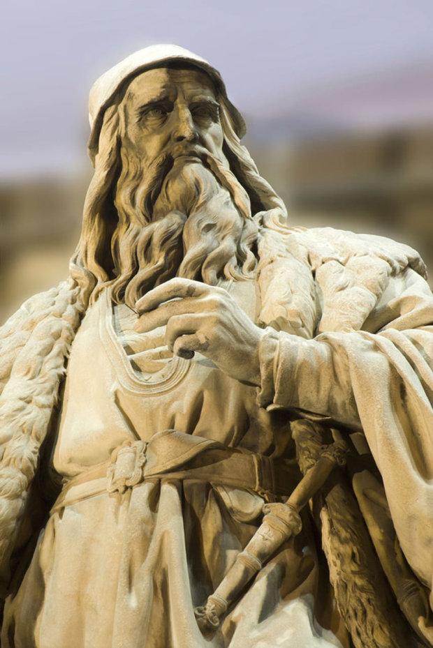 Длинный и причудливый список дел Леонардо да Винчи: когда в жизни главное – любознательность