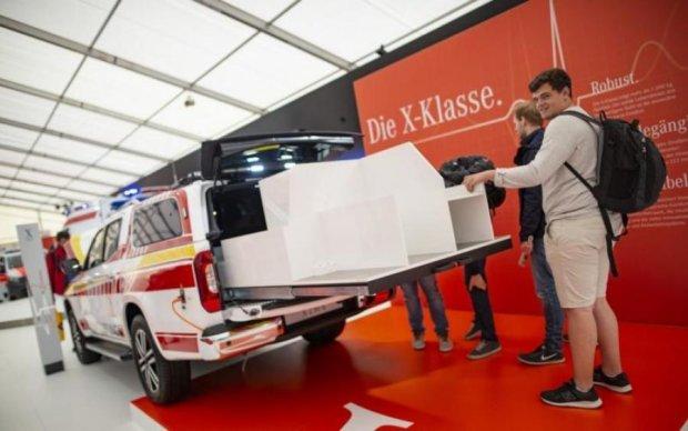 Автопарк служби порятунку поповнять Volkswagen і Mercedes