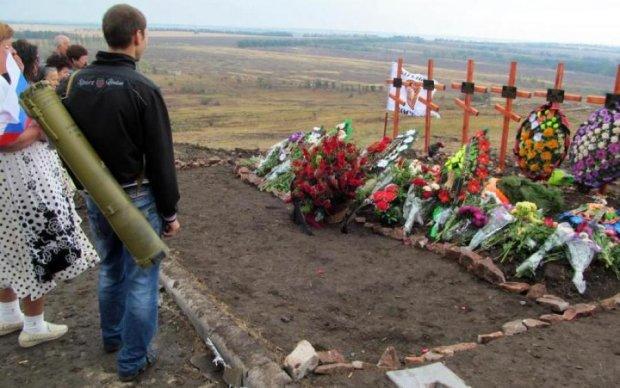 Близько тисячі загиблих на Донбасі залишаються неопізнаними