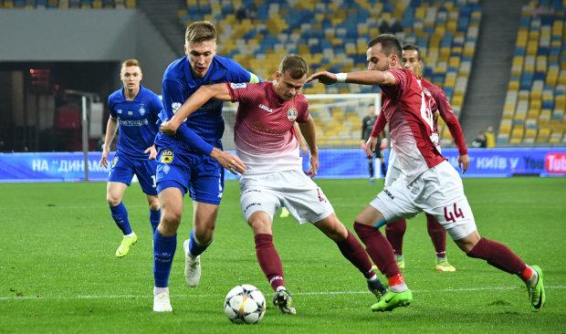 Динамо вырвало зрелищную победу в Львов за считанные минуты