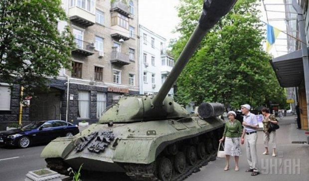 В Киеве показали выставку, посвященную Иловайскому котлу