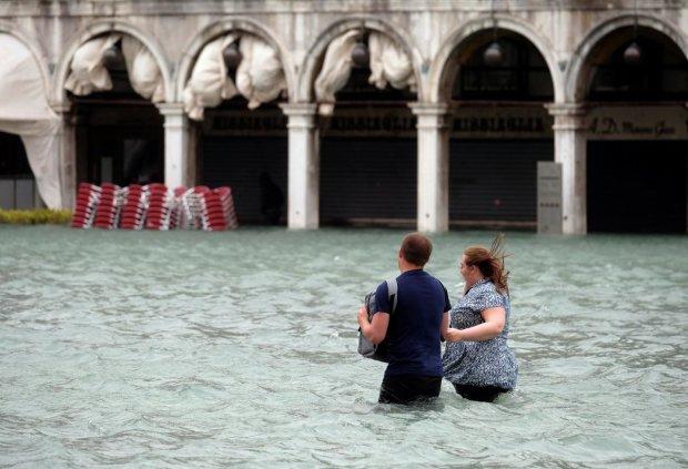 Частина Італії затопило, і це далеко не межа