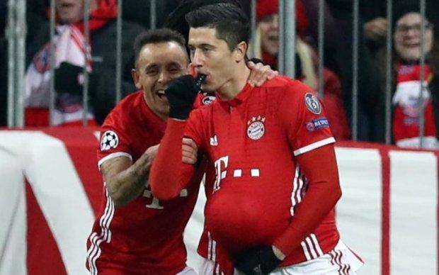 Зірка Баварії став батьком
