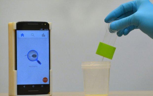 Ученые научили смартфон анализировать сперму