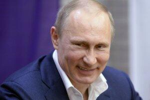Путин, фото - Quartz