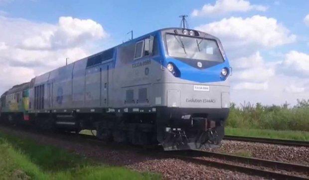 Укрзалізниця похвалилася новим локомотивом