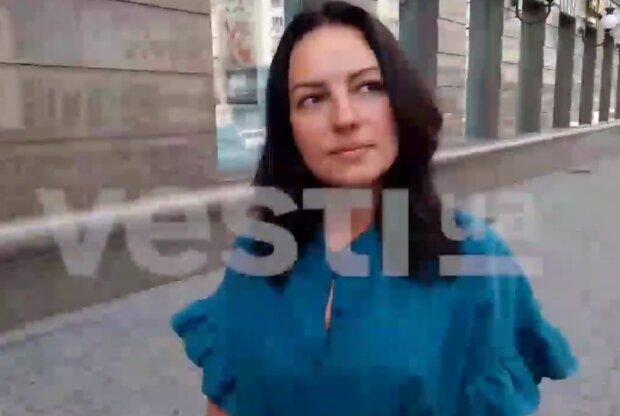 """Заложница киевского террориста рассказала, как выжила в лапах психа: """"Агрессивен, обсуждали погоду"""""""