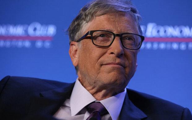 Билл Гейтс, Esquire